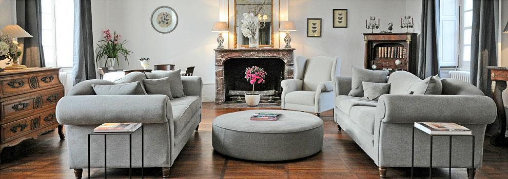 les salons du manoir de cl nord. Black Bedroom Furniture Sets. Home Design Ideas